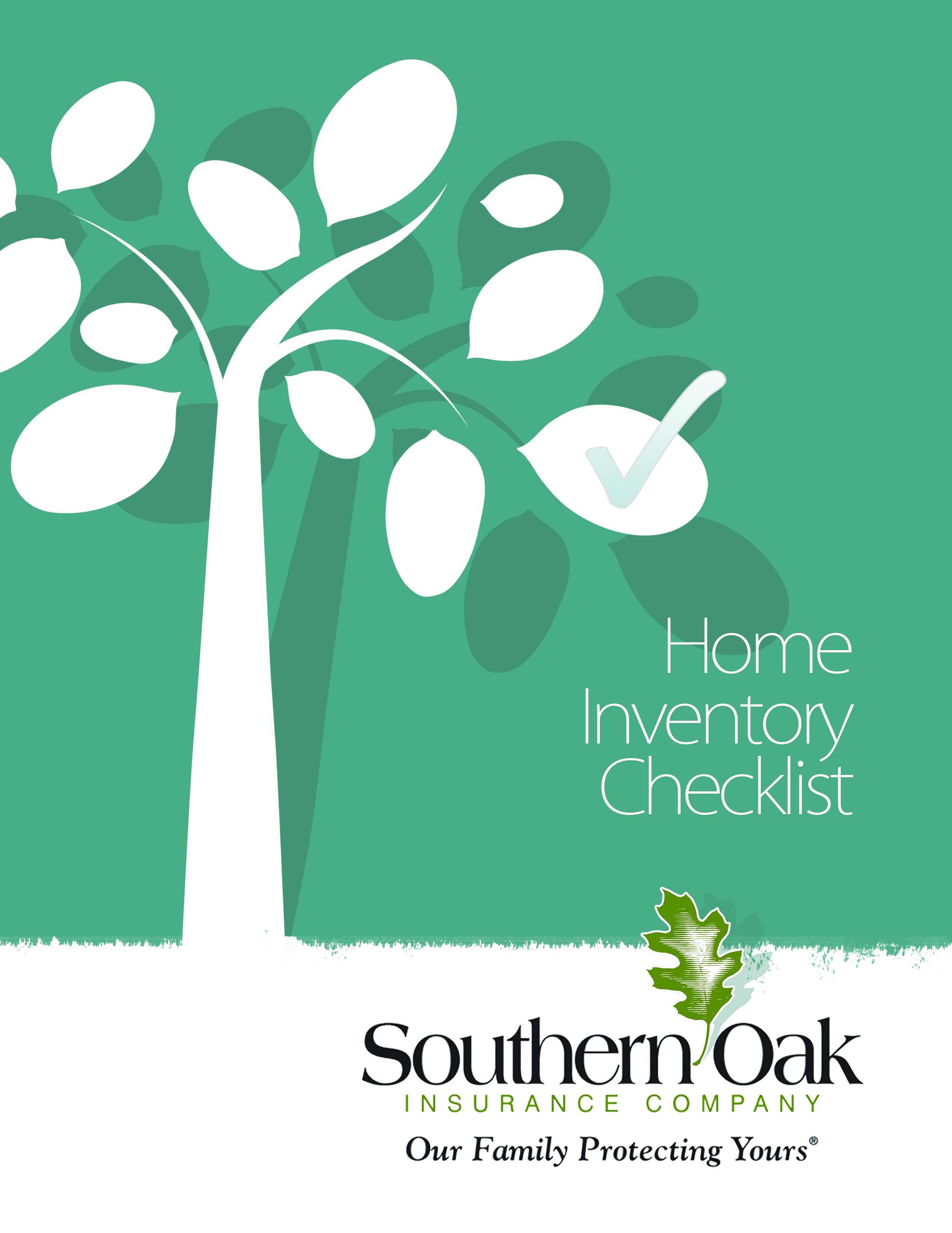 homeowners insurance florida - home inventory checklist