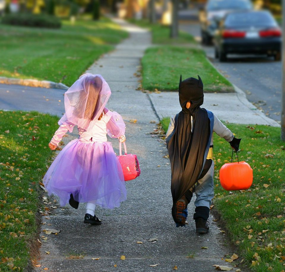 trick or treating safety for kids - Southern Oak Insurance